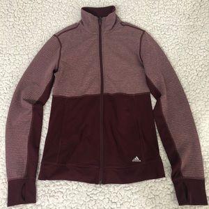 Adidas Climalite Zip-up Jacket